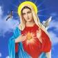 立�w��3D��批�l-三�S��-PET高清立�w��定制-40 60天主教圣母��