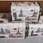 欧式仿古做旧首饰盒 复古收纳木盒 梳妆盒 生日结婚礼物 批发